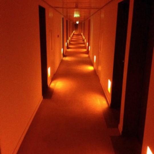 St Martin's Lane corridor
