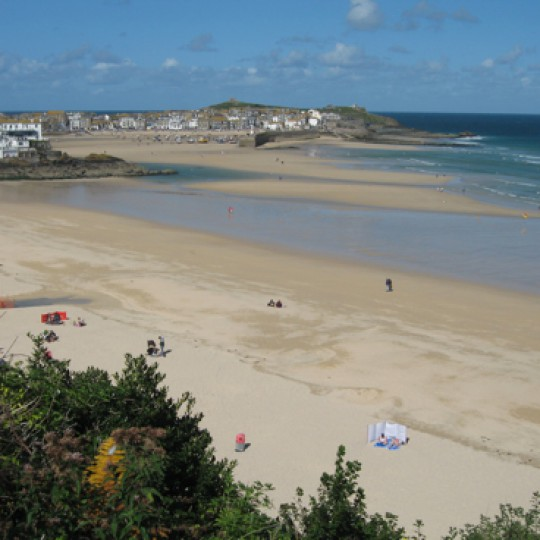 Carbis Bay & St Ives