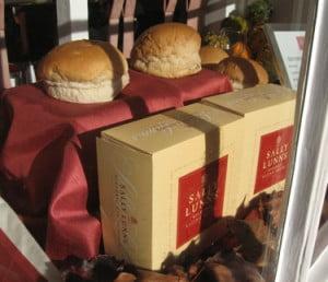 Sally Lunns buns