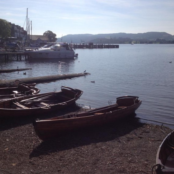 Lakes waterhead
