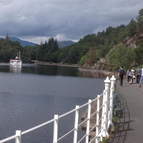 Loch Katrin