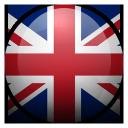 United Kindom flat flag icon